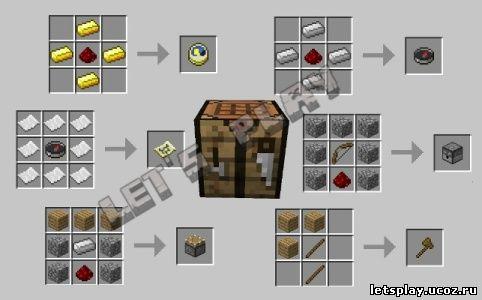 картинки minecraft крафт.